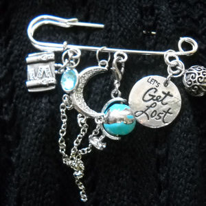 Jewelry - Lapel Pin